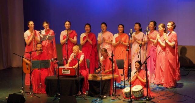 Songs of the Soul koncert Mongóliában