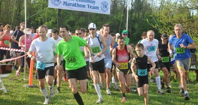 Pécs maraton 2015. április 26.