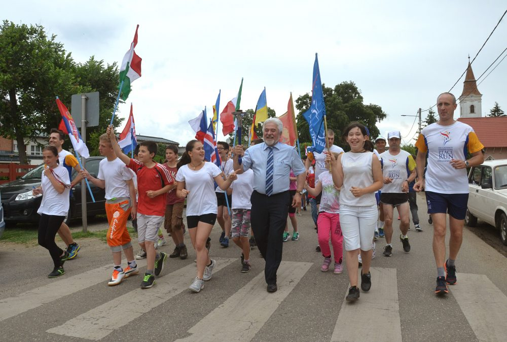 pr_utvonal_nagy Békefutás - Peace Run 2016